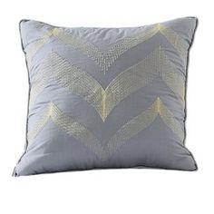Fine Line Decorative Pillow