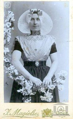 Magielse Goes Klederdracht 1890
