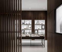 Georg Jensen Munich by Studio David Thulstrup | Shop interiors