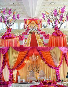 #IndianWeddingDecor #IndianDecor #IndianFabrics #Textiles #Fabrics #Tejidos #DecorativeFabrics #VividColors
