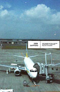 2009 in SAPPORO 공항이 좋다.