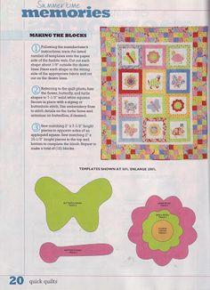 Quick Quilts 102 - Johanne L M - Álbumes web de Picasa