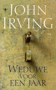 A book involving travel - Weduwe voor een jaar - John irving