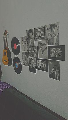 Room Design Bedroom, Room Ideas Bedroom, Aesthetic Room Decor, Aesthetic Themes, Army Room Decor, Images Esthétiques, Indie Room, Cool Rooms, Bts Pictures