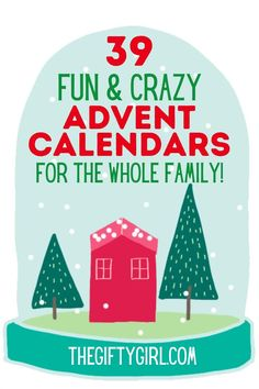 From nail polish to socks and everything in between, Advent Calendars in 2020 are so much fun! These 39 SUPER FUN Advent Calendars for 2020 can be found on Amazon and are great for everyone in the whole family. See the best (and craziest!) Advent Calendars for Christmas 2020 and grab yours today. You'll want to get your advent calendars before they are out of stock! Let's celebrate the end of 2020 and the advent of Christmas with advent calendars for everyone!