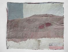 """Somewhere in the hidden places of China, women were creating """"Ge Ba""""––ephemeral textile """"paintings"""" of extraordinary beauty."""