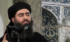 US general Stephen Townsend said capturing Abu Bakr al-Br