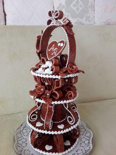 Annamari esküvői ajándéka. Petra, Gingerbread Cookies, Food, Ginger Cookies, Meal, Eten, Meals