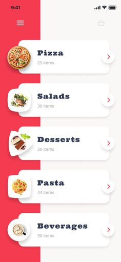 Latest Food Mobile App UI Design iOS App Food Menu – Entwurf – Make Mobile Applications Ios App Design, Mobile Ui Design, Android App Design, Android Ui, Dashboard Design, User Interface Design, Desing App, Interface App, Menu Mobile