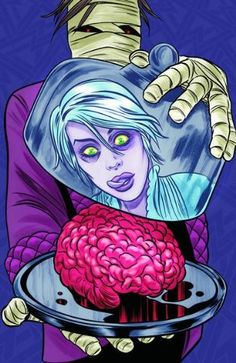 """iZombie #13: This issue marks the beginning of the new story """"5 Brains, 5 Months,"""" which will play out in """"real time"""" over the course of the coming issues."""