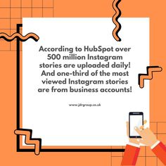 Instagram is a social media platform that shouldn't be overlooked by business owners, when used correctly Instagram is a fantastic tool for generating leads, increasing brand awareness, and building great relationships with your would-be customers. . . . #Instagram #Instagramstories #HubSpot #brandawareness #Instagramforbusiness #Instagood #socialmediamarketing #Instagrammarketing #storytelling #socialmediatips #Instagramstats #Instagramfacts #smallbusinesstips #smallbusinessmarketing… Social Media Tips, Social Media Marketing, Instagram Stats, Small Business Marketing, Lead Generation, Storytelling, Relationships, Platform, Building
