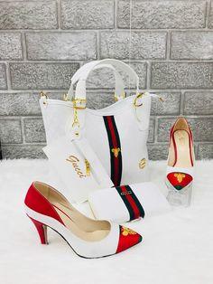 Gucci 2103 - Çanta, Topuklu Ayakkabı, Cüzdan Kombin