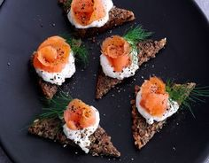 Tapas Recipes, Appetizer Recipes, Healthy Recipes, Food N, Food And Drink, Kreative Snacks, Snacks Für Party, Mini Foods, Recipes From Heaven