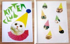 Kitten Club Zine by Kitiya Palaskas via Wee Birdy.  Raquelle I pinned this for you.