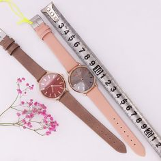 New Simple Lady Women's Watch Miyota Mov't Fine Fashion Hours Bracelet Simple Real Leather Clock Girl's Birthday Gift Julius Box Outfit Accessories From Touchy Style. Cheap Watches, Casual Watches, Birthday Gifts For Girls, Girl Birthday, Bohemian Jewelry, Fashion Watches, Real Leather, Handmade Jewelry, Clock