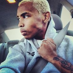 Prod and his new tattoo.