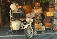 Antique Finds at the Jaffa market- makes for great decoration or add some style to any space, event or photo shoot.