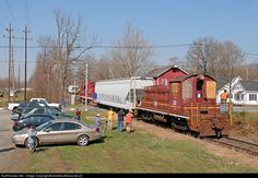 RailPictures.Net Photo: LVRX 112 Lehigh Valley EMD SW1 at Three Bridges, New Jersey by Andrew Blaszczyk (2)