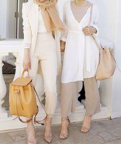 Hijab Fashion 2016/2017: Hijabioffthegrid  Hijab Fashion 2016/2017: Sélection de looks tendances spécial voilées Look Descreption Hijabioffthegrid