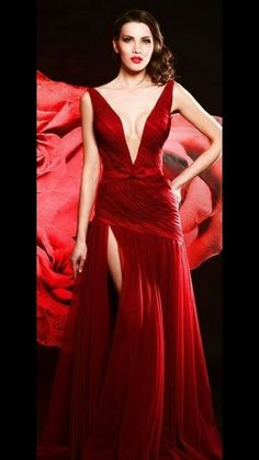 Sizzling Red ❤
