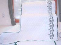 cover pattern for Husqvarna Viking Embroidery Machines