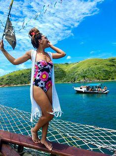 Escuna Bracuhy: um mergulho nos mares de Cabo Frio/Rj