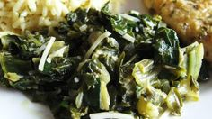 Lemon and Parmesan cheese season this simple, tasty recipe for Swiss chard on your stovetop!