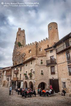 Frías, uno de los pueblos más bonitos de España / Frías, Burgos (Castilla y…