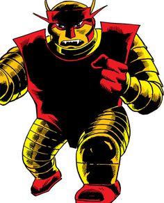 Inheritor from Beyond (Hulk enemy) (Marvel Comics). From http://www.writeups.org/inheritor-from-beyond-hulk-marvel-comics/