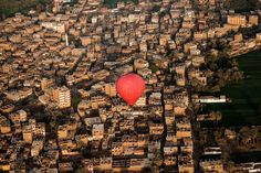 Hot Air Ballooning in Egypt Hot air Ballooning in Egypt is now a very popular activity. It is available in Both Cairo and Luxor.