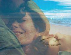 Come l'onda che ricerca la sua riva da abbracciare,  per poi placarsi, così chi ama trova la sua dolce  quiete in un abbraccio. Rosanna Russo (RosEgypt)
