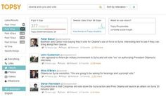 #Topsy, Twitter's Google >>> Now Searches Every Tweet, Ever Sent: topsy.com #Twitter #SocialMedia