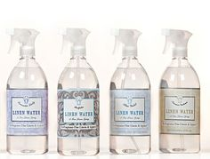 Le Blanc Linen Waters 32oz