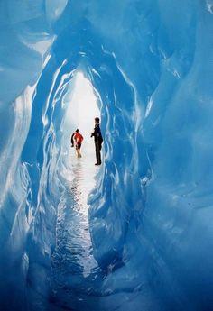Ice Cave  #IceCave  #Ice  #Cave  #FoxGlacier  #NewZealand  #Kamisco
