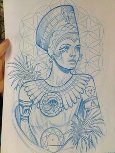 Tatto Ideas 2017  Very nice tattoo design. From the same (to me unknown) artist as the design I po