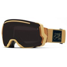 Smith Snow Goggle IO7 Revival Prairie Blackout Red Sensor