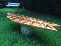Artista Márcio Juliasz cria pranchas de bambu funcionais e sustentáveis. Foto: Arquivo pessoal
