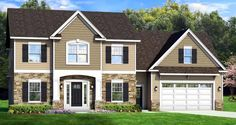 House Plan chp-53210 at COOLhouseplans.com 2281sq ft