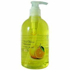 Energizing Orange - Hand Soap Cleanser (Pack of 12pcs) (Misc.)