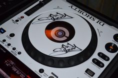 www.styleflip.com #skin #turntable #deejay #dj #music #technology #design #djshorty