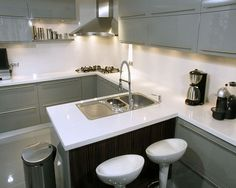 Barents Quartz Worktop