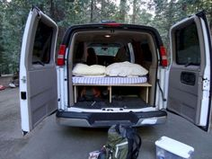 cargo van to camper - Yahoo Image Search Results