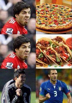 @raj10mufc.  Internet reacts to the Suarez story.