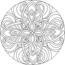 Mandala (c) Kerstin Weihe - non commercial use only | 패턴 ...