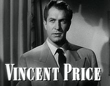 Vincent Price filmography - Wikipedia, the free encyclopedia