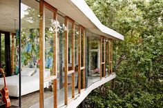 ♥ Planchonella House By Jesse Bennett & Anne-Marie Campagnolo