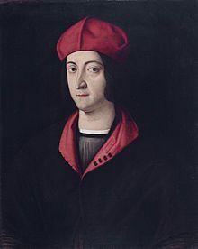 Ippolito d'Este 1479-1520 - Wikipedia, the free encyclopedia