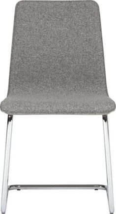 """PonyChairTweed3QS12 $126.00, reg $149.00 -bought a pair of these for my small apt- looks awesome- helps open up the room - highly recommended for office area in living room. Width: 19"""" Depth: 20.5"""" Height: 34"""" Seat Height: 17"""""""