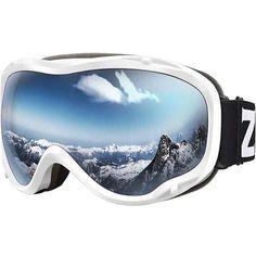 9ff8e379a49 Zionor Lagopus UV Protection Anti-Fog Ski Snowboard Goggles Ski Equipment
