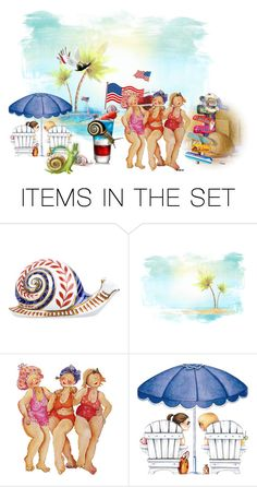 """Snail away"" by no-where-girl ❤ liked on Polyvore featuring art"